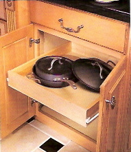 Kitchen Shelf Pull-outs