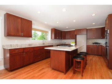 Contemporary Shaker Kitchen 1