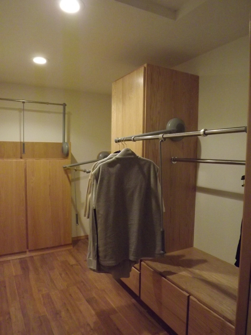 Wheelchair Accessible Bathroom Cabinets And Closet