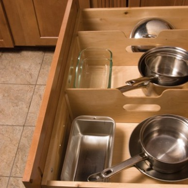 Where to Put Holiday Pots, Pans and Platters the Rest of the Year