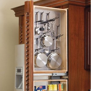 Pantry Pull-out for cookware