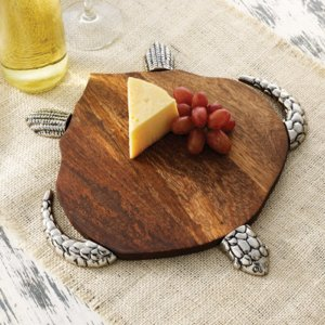 Turtle Cheese Board