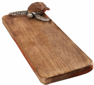 Turtle Cutting Board