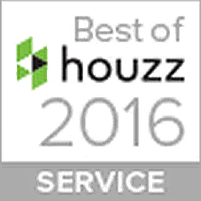 Houzz 2016 Customer Service Award