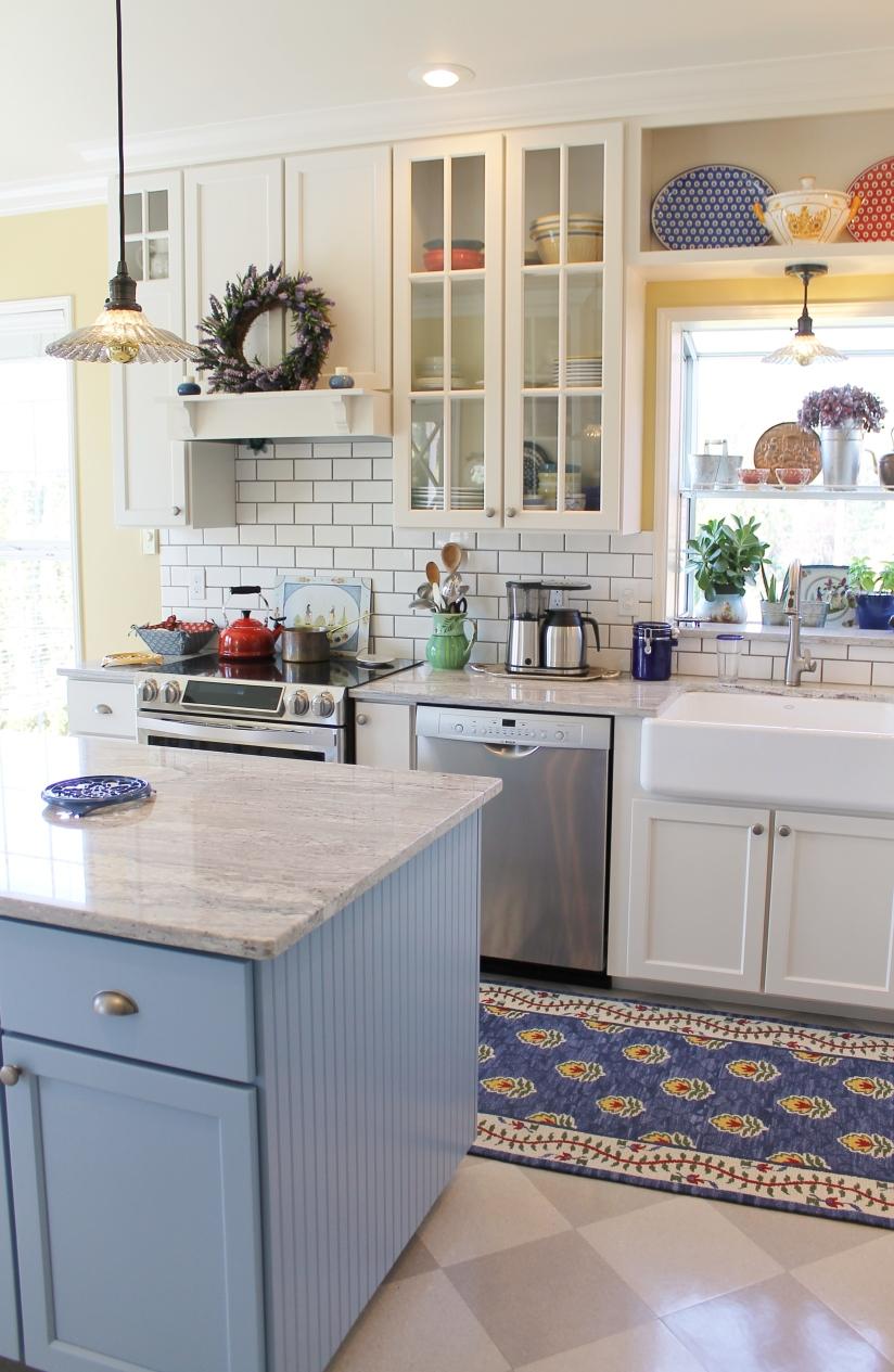 Kitchen Cabinets- Camano Island